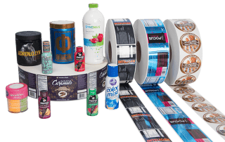 digital pressure-sensitive labels and shrink sleeves