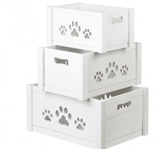 Pawsome Wooden Boxes