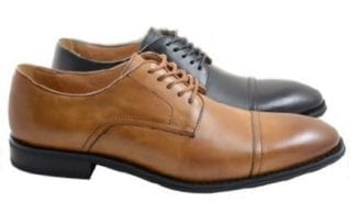 Bailey Multi Color Wing Tip Dress Shoe