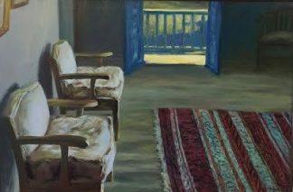 Xue Jian Xin Painting New Hampshire