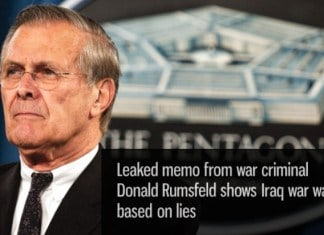 Photo of Donald Rumsfeld