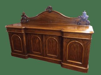 antique victorian buffet
