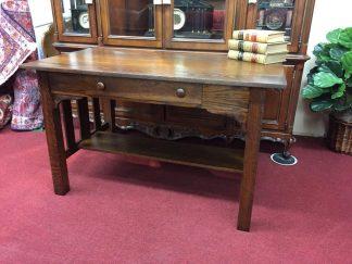 oak mission desk