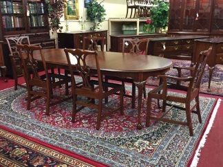 harden cherry dining table