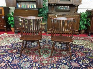 jamestown sterling windsor arm chairs