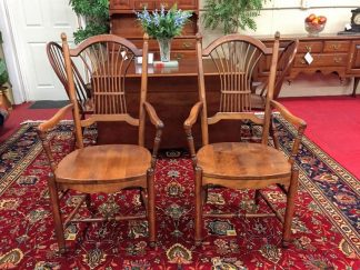 nichols and stone arm chairs
