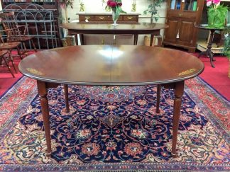 Hitchcock dining table
