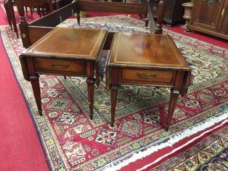 Brandt Drop Leaf End Tables