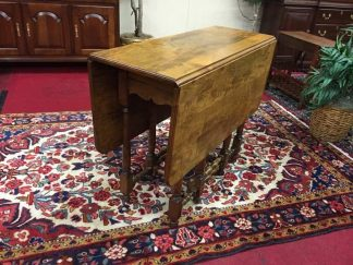Conant Ball Maple Butterfly Table