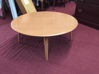 Heywood Wakefield Round Coffee Table