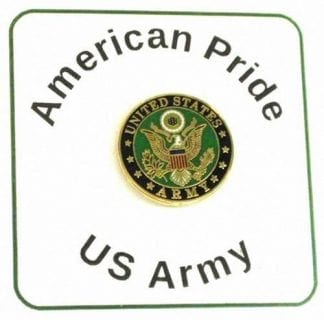 US Army Lapel Pin Tie Tack