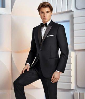 Ike Behar Ultra Slim Fit Tuxedo