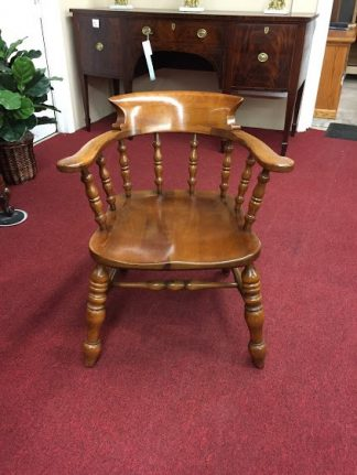stickley arm chair