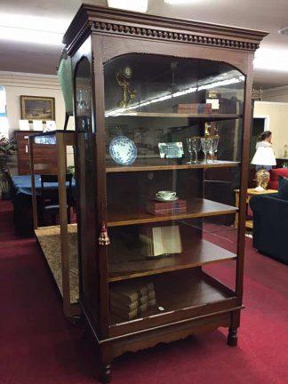 antique showcase