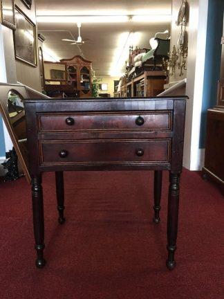 antique worktable
