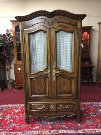 Century Furniture French Style Armoire