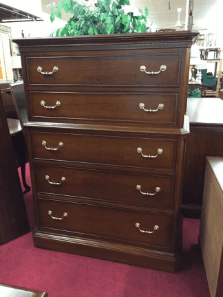 Ethan Allen Cherry Chest of Drawers