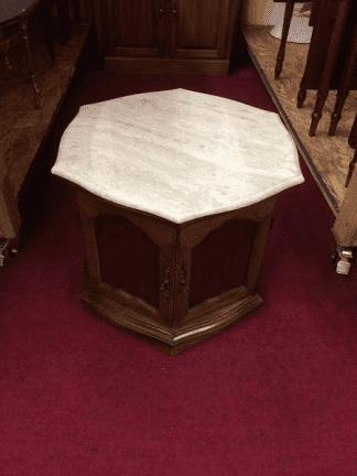 Vintage Hammary Octogan Table