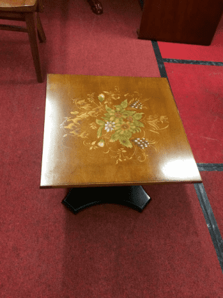 Hitchcock Low End Table