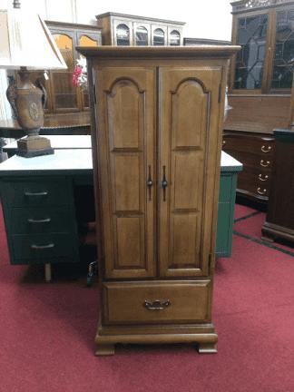 Vintage Maple Cupboard