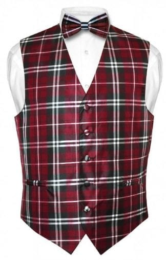 Mens Vest Waiter Uniform Polyester Black High Quality Vest