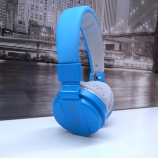 Słuchawki bezprzewodowe Bluetooth FM