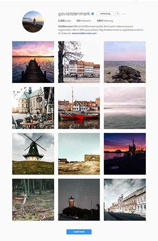 For 5 days I took over the Go Visit Denmark Instagram account. Go Visit Denmark is the national tourism agency in Denmark and I was able to showcase my photos to their nearly 90,000 followers for 5 days. | Grow Your Instagram | Get more Instagram followers