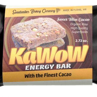 KaWow Bar, wrapped