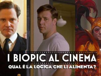 biopic cinema - discorso del re - beautiful mind - rocketman