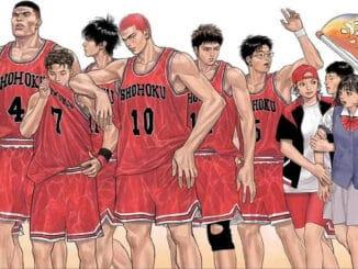 slam dunk takehiko inoue