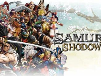 samurai showdown xbox series X|S