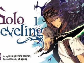 solo leveling vol 1 star comics