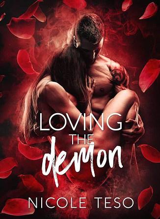 Loving the demon cover