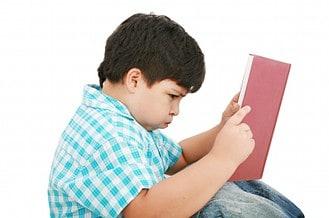 Nehézség angolul olvasás közben