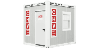 CHV-150-Buerocontainer-front-main-lrg