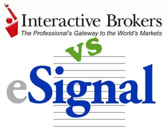 Interactive-Brokers-vs-Esignal