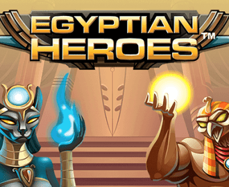 Spil Egyptian Heroes spilleautomat