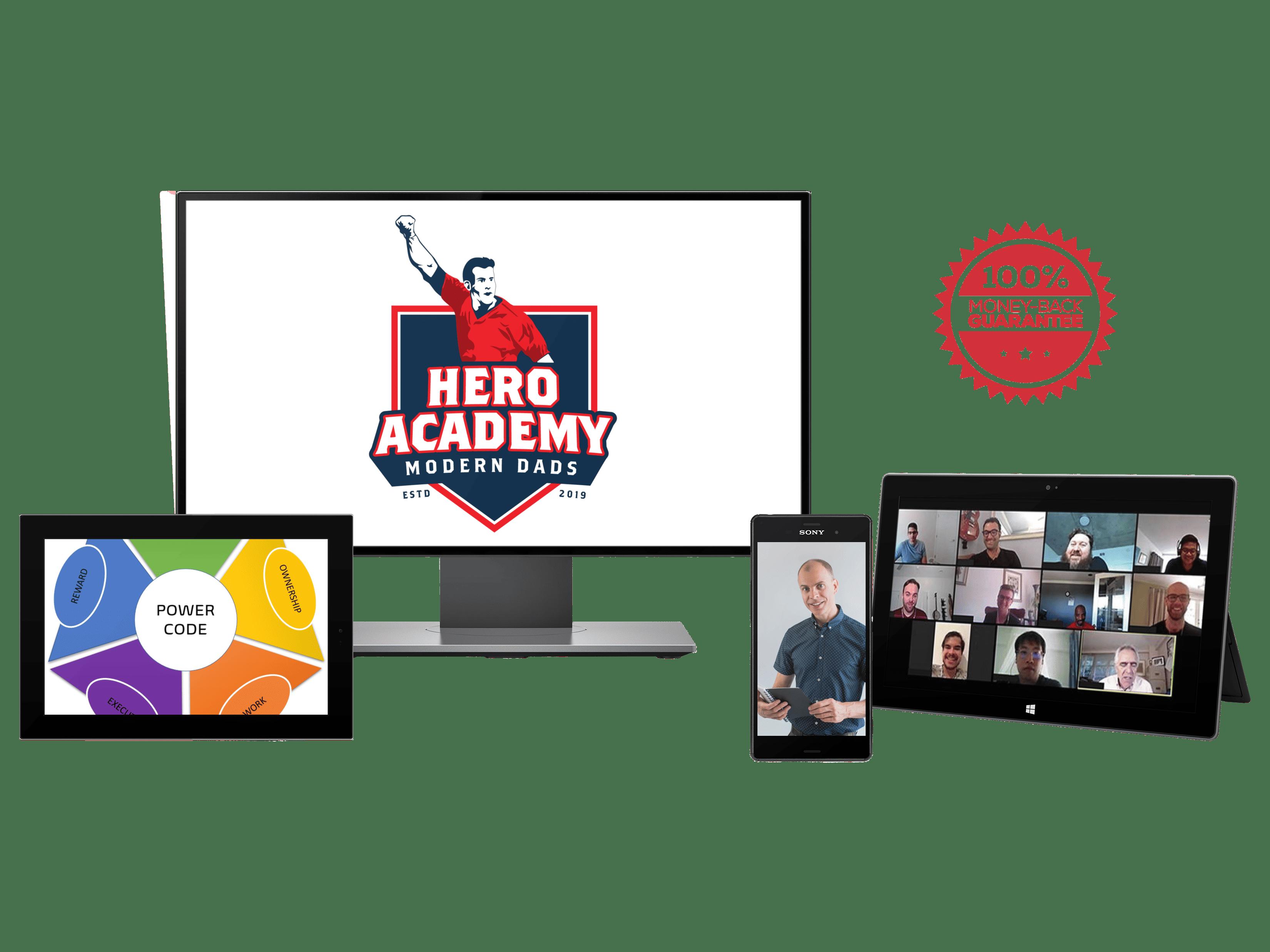 The Hero Academy programme