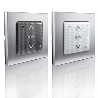 Somfy wall switch