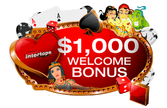 $1000 welcome bonus