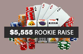 Rookie Raise Free Bonus
