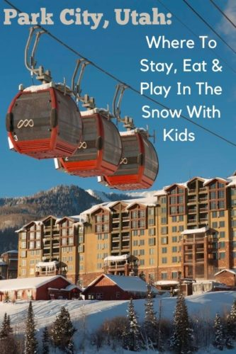Park city, utah has ski-in, ski-out resorts, great ski schools for kids, great restaurants on main street and fun things to do off the slopes. Plan your winter vacation now! #parkcity #utah #skiresort #thecanyons #deervalley #mainstreet #restaurants #skiing #vacation #kids #winter #thingstodo #planning