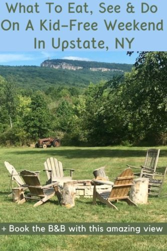 Whether you want a charming b&b or an upscale hotel, upstate, ny is the ideal destination for a romantic weekend away from nyc. Choose new paltz or saugerties as your base. We tell you where to eat, drink, bike, hike & more. #upstate #newyork #newpaltz #saugerties #romantic #couple #kidfree #wekeend #getaway #inspiration #itinerary #restaurants #hotels