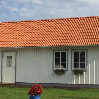 Klassiskt garage