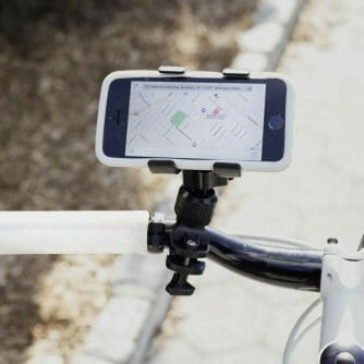smartphonehouder telefoonhouder fiets