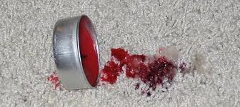 How To Get Candle Wax Out Of A Carpet