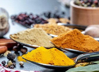 Antiviral foods and herbs