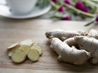 Homemade Ginger Tea Instructions & Tea Bags vs Ginger Water