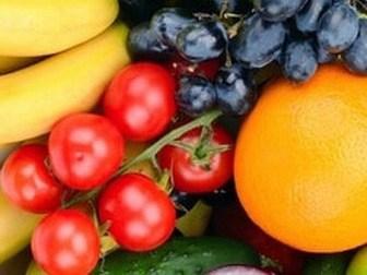 Fruit Veggie Festiv