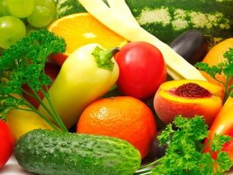 Fruit & Veggies in Balance if Nature